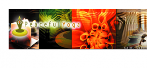 Peaceful Yoga Letterhead